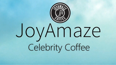 Joyamaze Celebrity Coffee