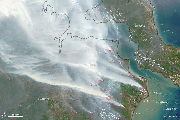 Sumatra Fire 2015